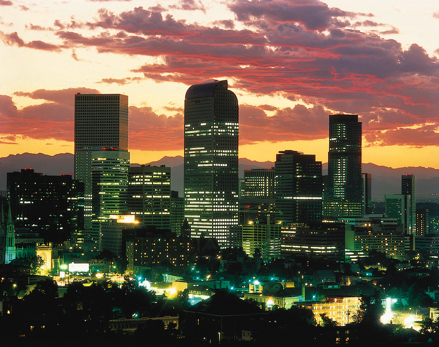World Visits: Denver Colorado Travel Guide