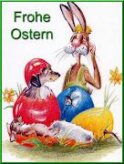Frohe Ostern in diesem Jahr mit Reseda