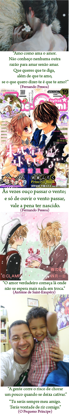 Lendo o P.Principe...