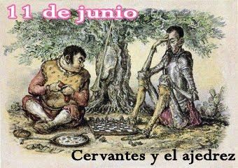 El ajedrez y Cervantes