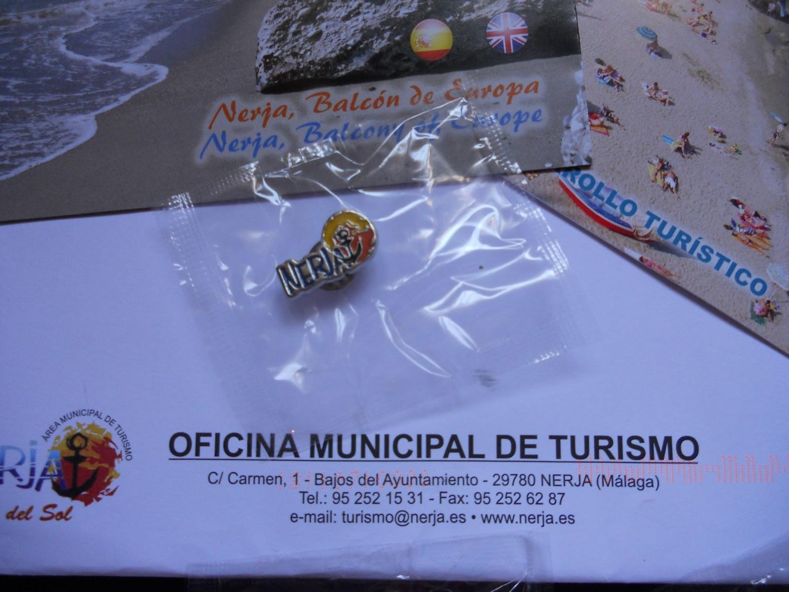 Pinspalomo pueblos de malaga andalucia for Oficina turismo nerja