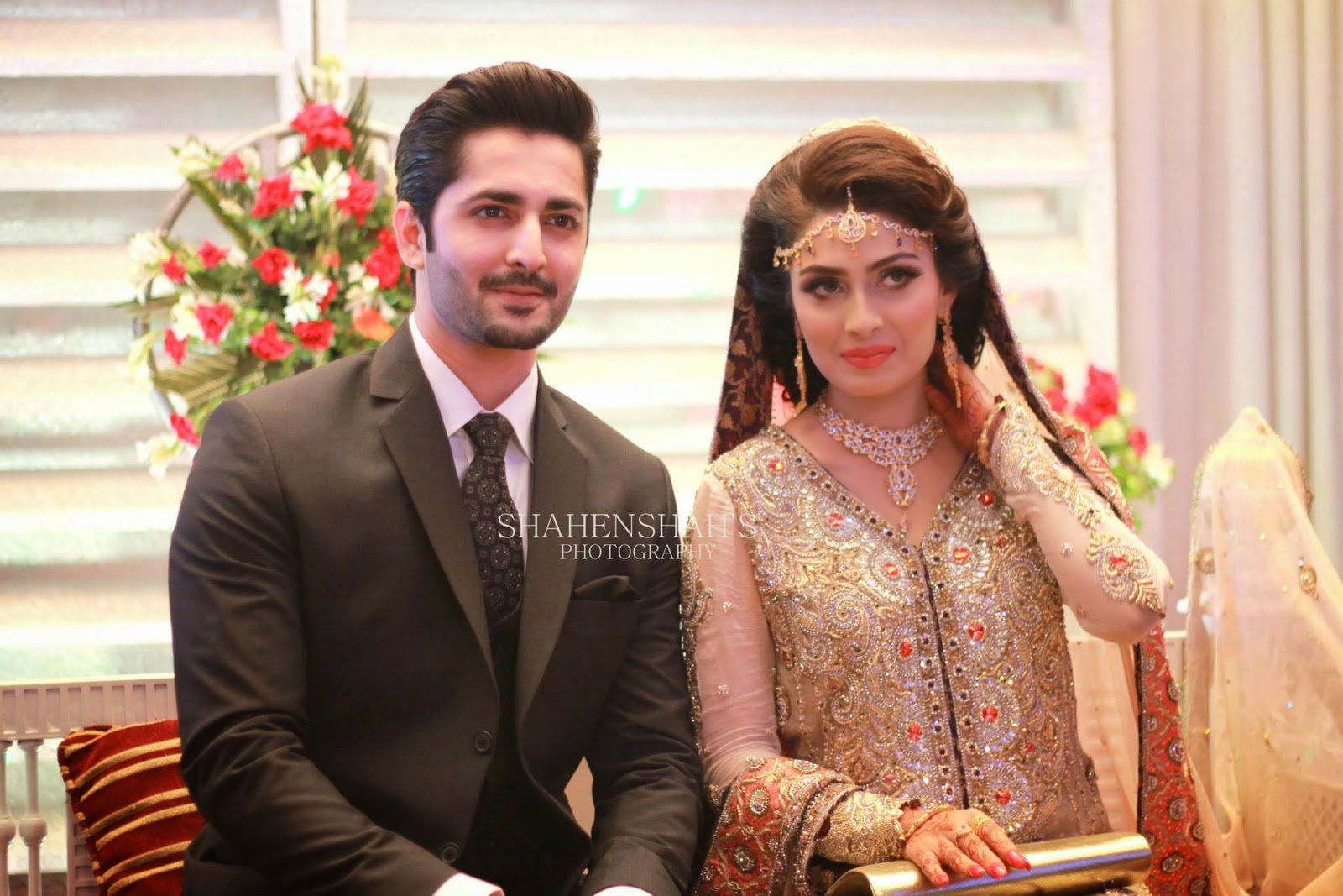 Danish Taimoor And Sanam Baloch | www.imgkid.com - The ...