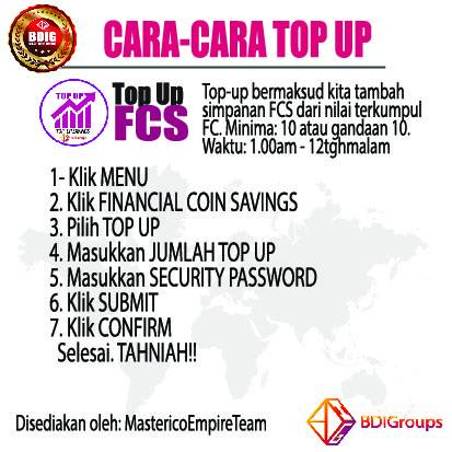 Cara Top Up