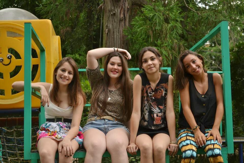 Blogger de moda adolescente Argentina