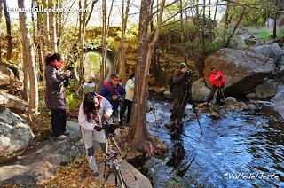 Foto Tours en el Valle del Jerte. Turismo fotográfico