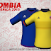 COLOMBIA NT ADIDAS COPA AMERICA 2015 KITPACK HD
