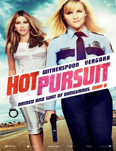 Ver Pisándonos los tacones (Hot Pursuit) (2015) Online