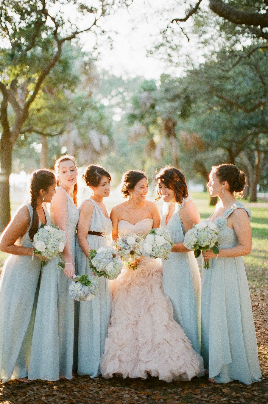Pink And Green Wedding Dress 98 Awesome Wedding Color Inspiration Blue