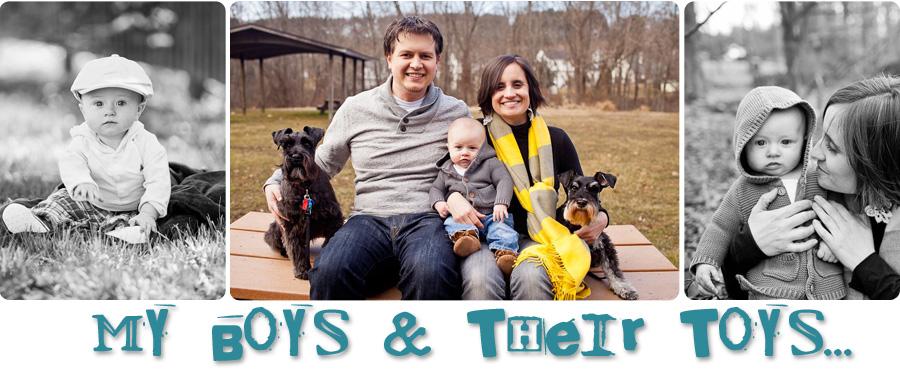 Boys And Their Toys : My boys and their toys wyatt s nursery