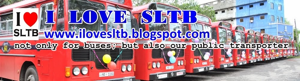 I LOVE SLTB