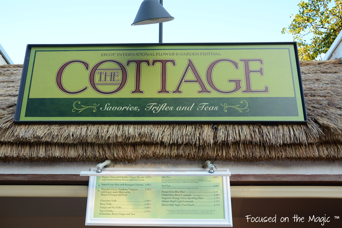 Flower and Garden Festival Food Favorites:The Cottage