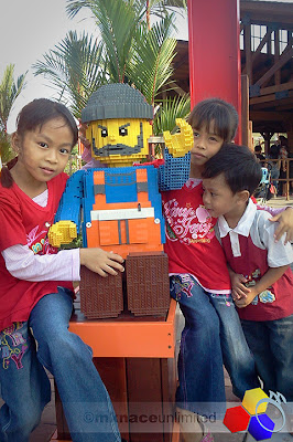 mknace unlimited™ | legoland getaway 12/9 : lego city