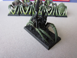 How to Paint Goblin Spider Riders step two