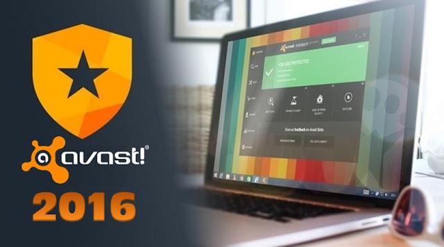 ����� ��� ����� �� ������ ����� 2016 Avast Antivirus