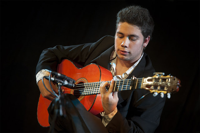 David Caro - Festival Flamenco Caja Madrid - La Casa Encendida (Madrid) - 3/2/2012