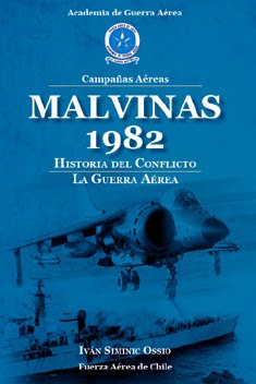 Malvinas, la guerra area