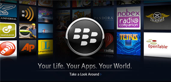 Download Blackberry App World Versi Terbaru 2013