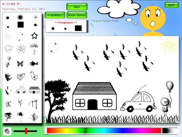 Software Menggambar Untuk Anak 3