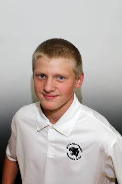Freshman Matt Stanish