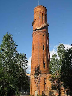 Torre Aigües Besòs