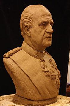 Galeria de retratos oficiales de Juan Carlos I de España