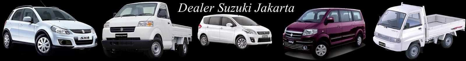 Dealer Suzuki Jakarta