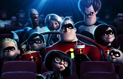 The Incredibles S3 s The Incredibles