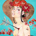 """New painting: """"Contrarie - Amanojyaku -"""""""