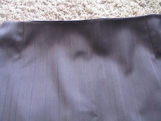 spódnica, skirt, burda,