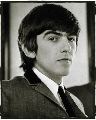 george harrison spock