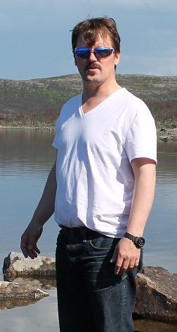 Roald J. Larsen 2013