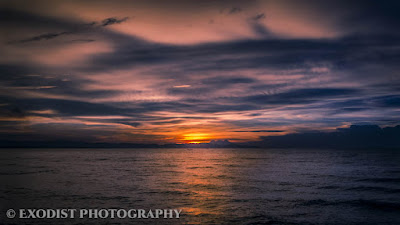 Creating Amazing Sunsets By Changing White Balance © Exodist Photography, All Rights Reserved