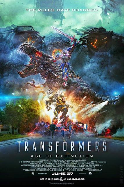 Transformers 4: Kỷ Nguyên Huỷ Diệt (thuyết minh) - Transformers: Age of Extinction