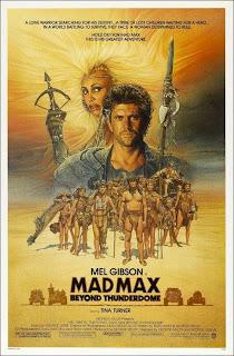 Ver online:Mad Max 3, mas alla de la cupula del trueno (Mad Max Beyond Thunderdome) 1985