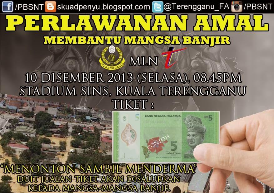 Kuala Terengganu: Penyerang berbisa Indonesia, Patrich Wanggai akan