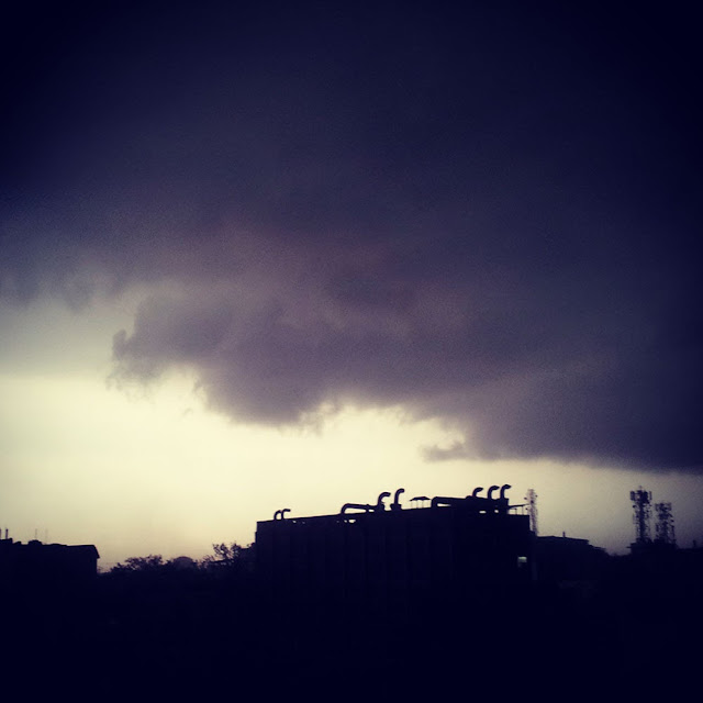 Awesome Weather with Cloudy Sky