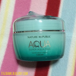 Nature Republic Super Aqua Max Combination Watery Cream jar