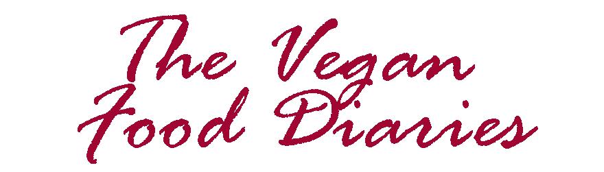 The Vegan Food Diaries