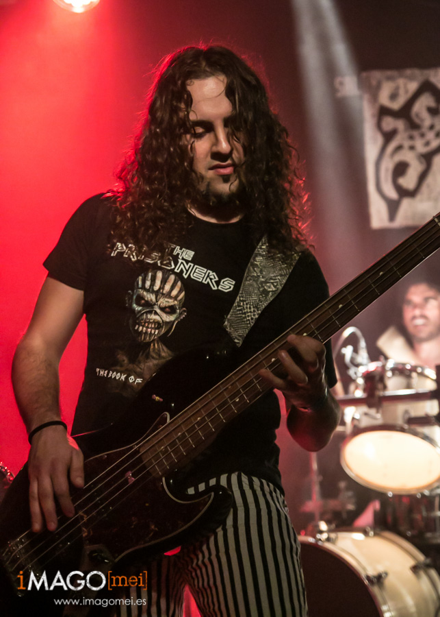 The Prisioners (Tribut a Iron Maiden), SalaMandra2, 17-10-2015