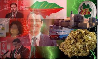 Țepele guvernului Ponta