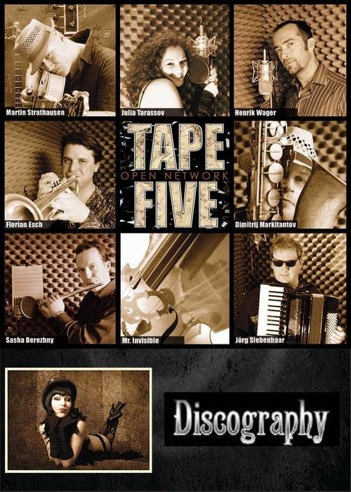Tape Five  Discography  2013