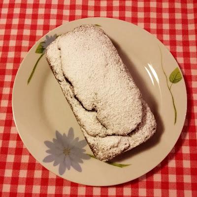 plum cake alle banane (vegan)