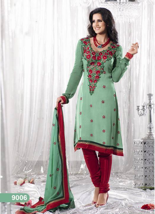 Indian designer party wear