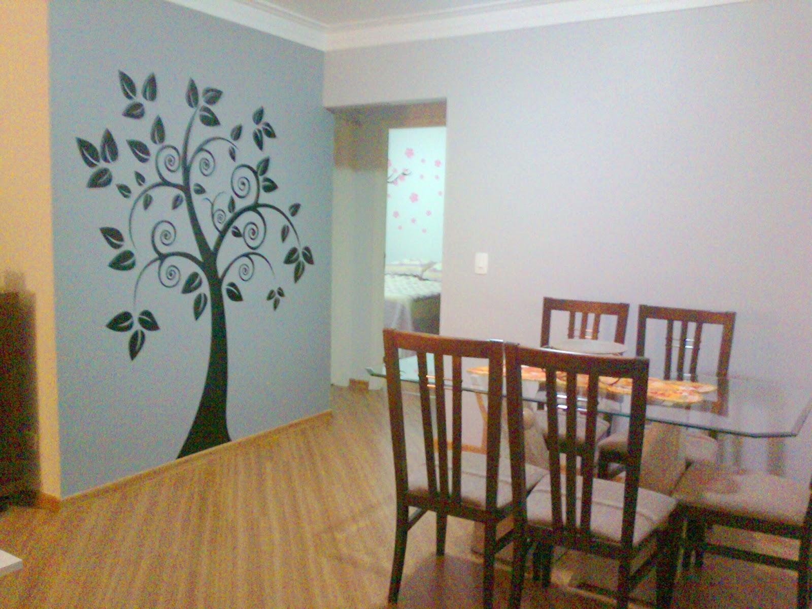 Adesivo Rvore Art Stickers Adesivos Decorativos -> Adesivos Decorativos Para Sala De Jantar