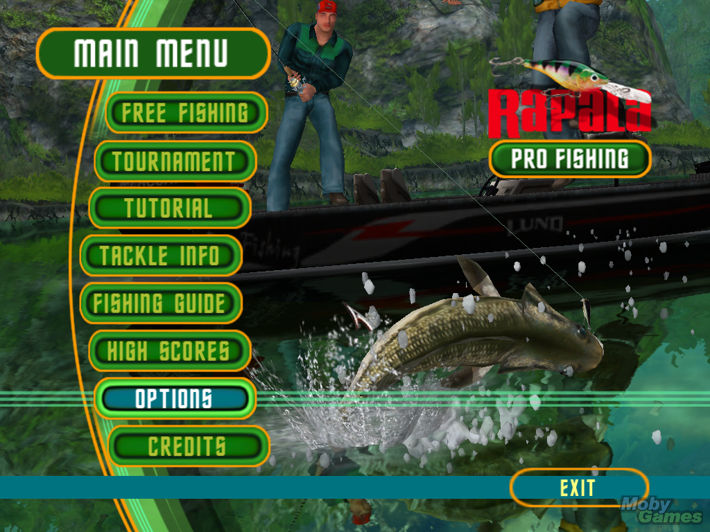 Rapala pro fishing free download pc game full version psp for Pro fishing games