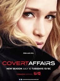 Assistir Covert Affairs 4x15 - There Goes My Gun Online
