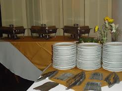 Bodas de Ouro com Buffet OFENAS Itu