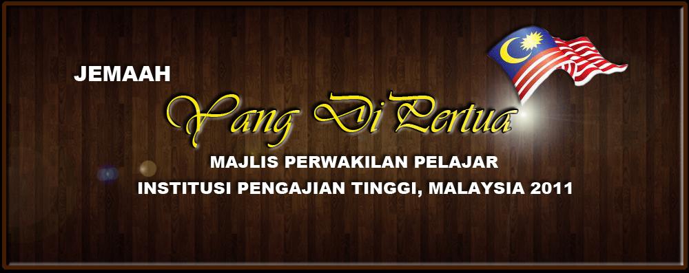 Jemaah YDP IPT Malaysia 2011