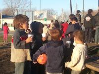 La Cámpora Luján celebró el Día del Niño en el barrio Ameghino