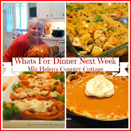 Whats For Dinner Next Week * Week Of 11-19-17